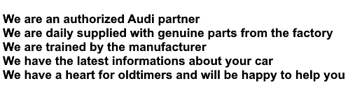 Audi Dealer Advantage