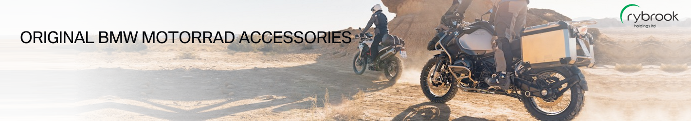 BMW Motorrad Genuine Accessories