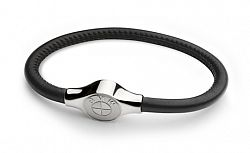 80232410952 BMW Leather Bracelet, Unisex.