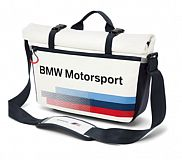 80222446463 BMW Motorsport Messenger Bag.