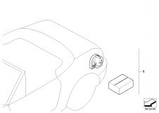 65 73 0 152 393 Installation Kit Alarm System
