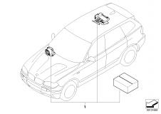 65 73 0 305 698 Installation Kit Alarm System