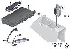 65 15 0 147 480 Mount For Mobile Phone