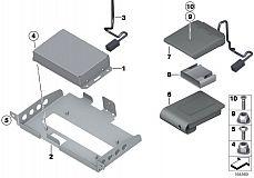 65 20 0 010 641 I-Pod Interface