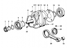 11 24 0 017 029 Connecting Rod
