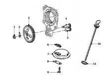 11 41 0 052 156 Gear Wheel