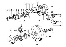 11 24 0 017 032 Connecting Rod