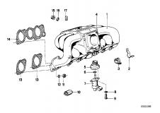 11 60 1 276 599 Intake Manifold
