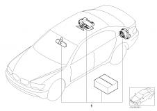 65 73 0 306 752 Installation Kit Alarm System
