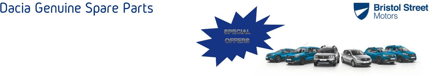Dacia Special Offers