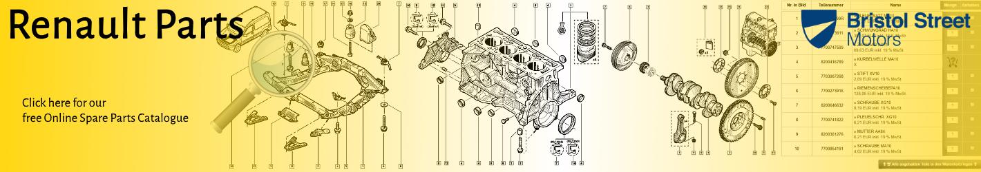 Renault Catalogue