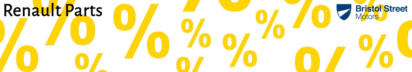 Renault 10% Discounts
