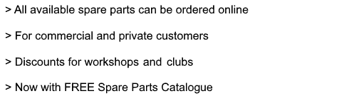 Seat Genuine Spare Parts with free online catalogue