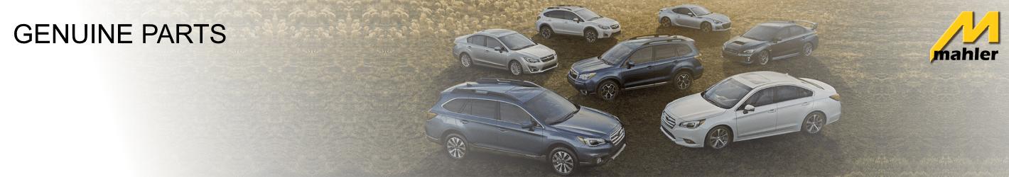 Subaru Genuine Spare Parts