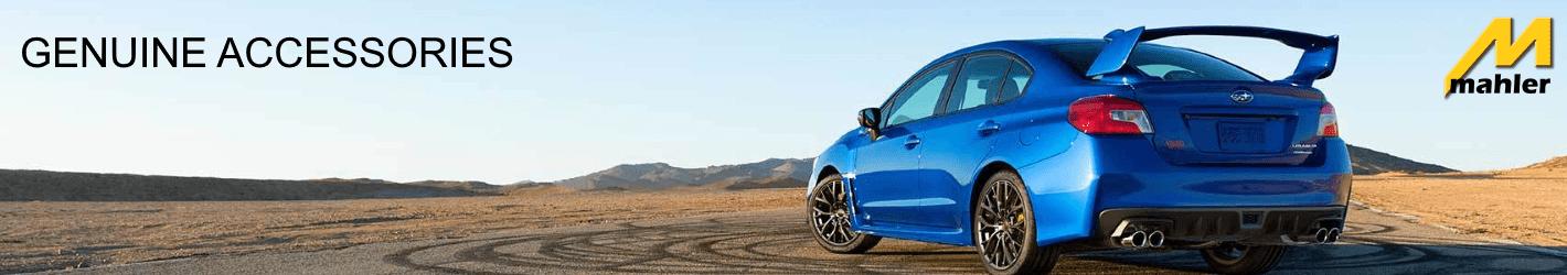 Subaru Genuine Accessories