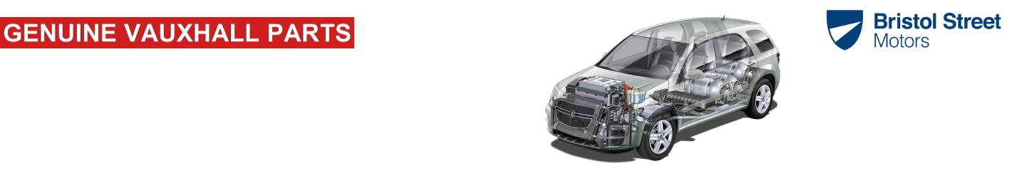Vauxhall Genuine Spare Parts