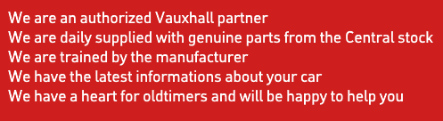 Vauxhall  Dealer Advantage