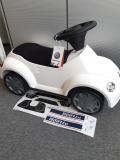 5DA087510 Child vehicle Junior Beetle white