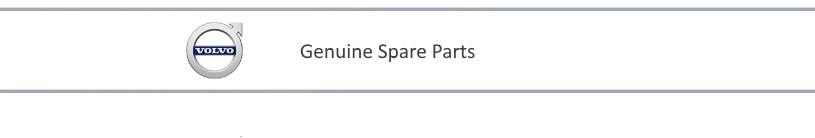 Volvo Spare Parts Order Online With Free Catalog